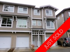 Grandview Surrey Townhouse for sale:  3 bedroom 1,302 sq.ft. (Listed 2015-02-18)