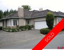 Sunnyside Park Surrey Townhouse for sale:  2 bedroom 1,574 sq.ft. (Listed 2008-08-28)